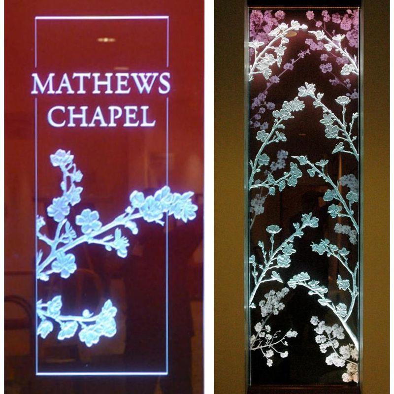 Two Mathews pieces