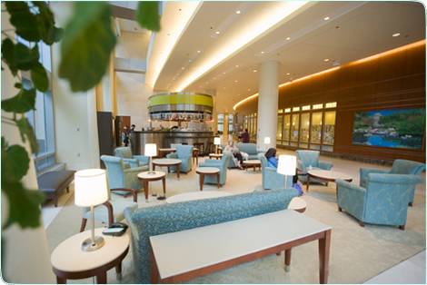 Lobby from their website